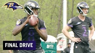 No Rest for Lamar Jackson as He Prepares for Ravens Training Camp | Final Drive