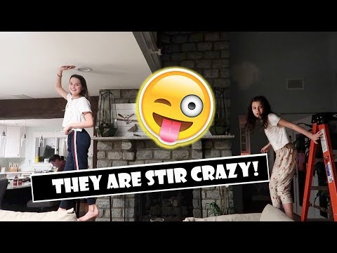 They Are Stir Crazy! 😜 (WK 369.6) | Bratayley