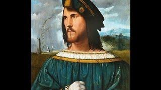 CÉSAR BORGIA (Año 1475) Pasajes de la historia (La rosa de los vientos)