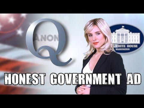 Honest Government Ad | Q