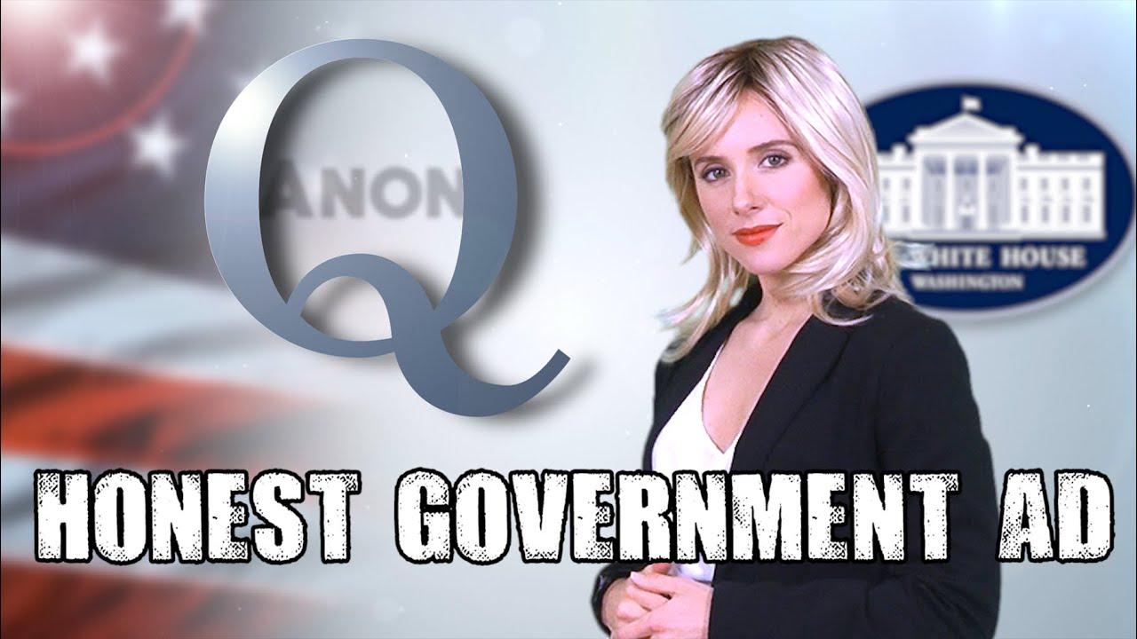 Honest Government Ad   Q