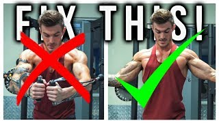 How To: Chest Flyes (3 EASY FIXES!)