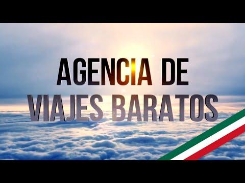 Encuentre Agencia de viajes baratos | La mejor opción en todo México!