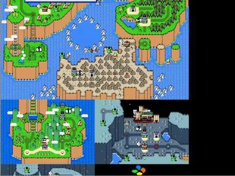 GAF CREATES Contest I : Super Mario Bros. 16bit