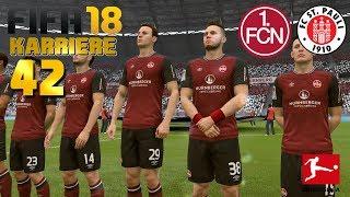FIFA 18 KARRIERE [#42] ★ 1.FC Nürnberg vs. FC St. Pauli, Relegation Hinspiel | Let