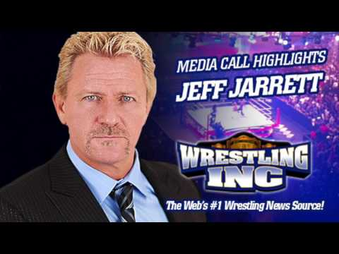 "Jeff Jarrett On Alberto El Patron's Suspension, If The Hardys Own ""Broken"" Gimmick, CM Punk In GFW"