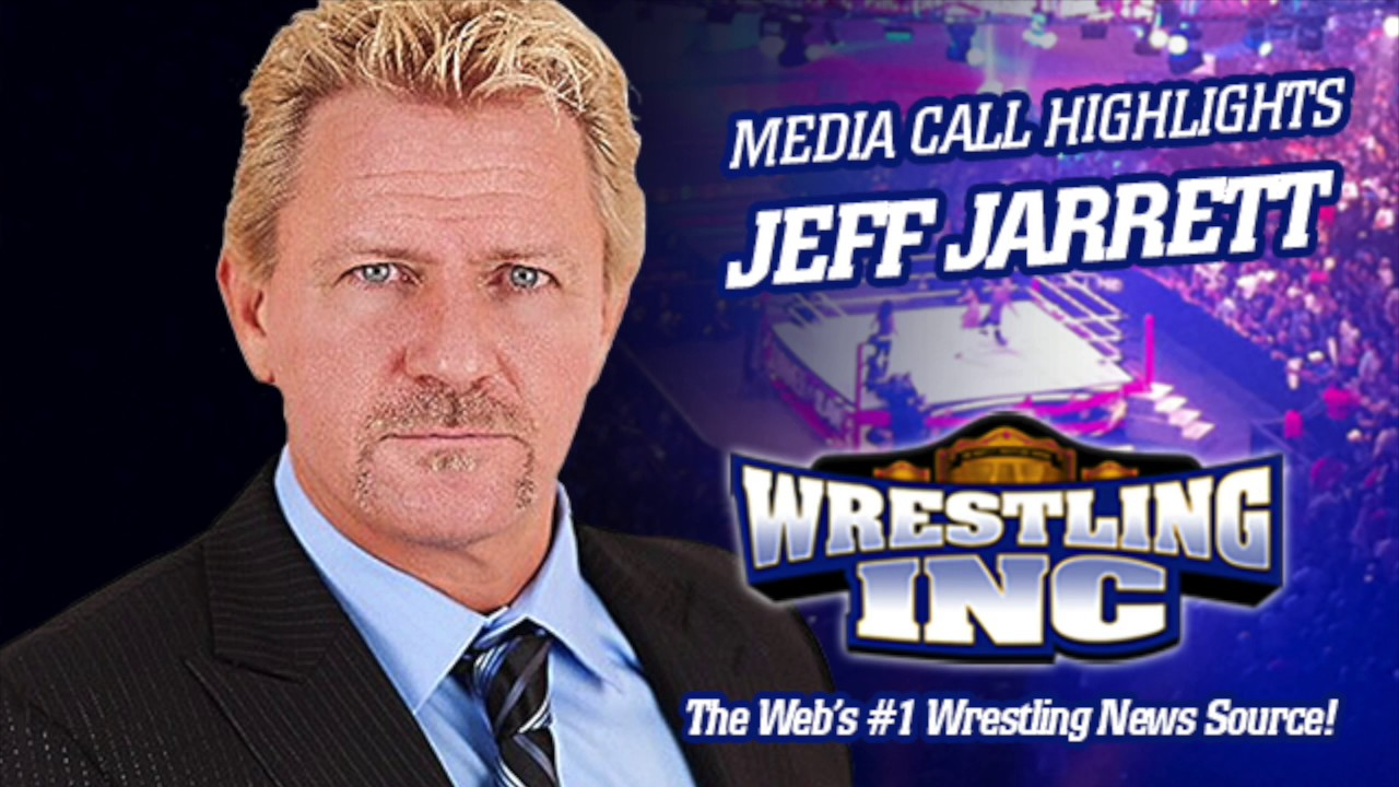 Jeff Jarrett On If Alberto El Patron Is Still GFW World Heavyweight Champion Following Suspension