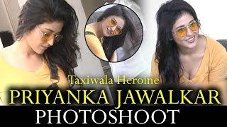 Taxiwala Heroine Priyanka Jawalkar Latest Photoshoot   Exclusive Video   Film Jalsa
