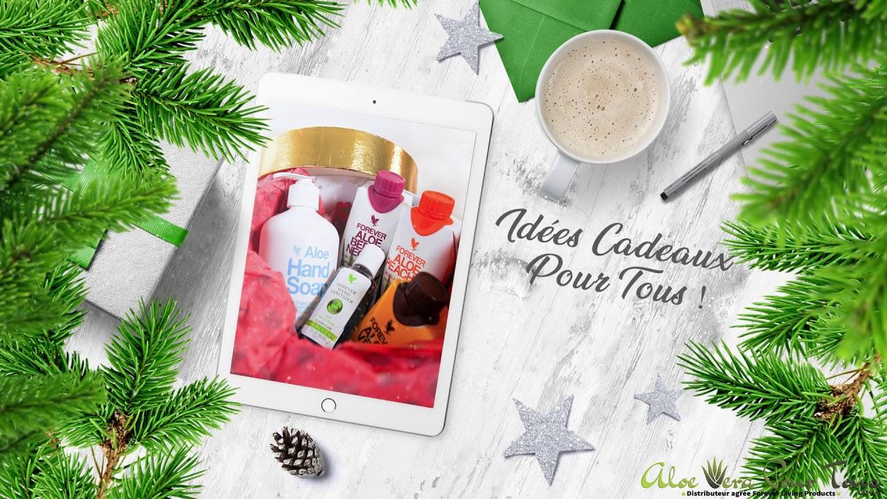 Noël avec Forever by aloe-vera-pour-tous.com