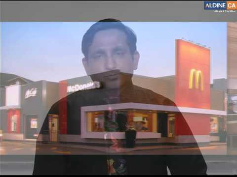 McDonald's Never Sell Your Dreams By CA Ram Ahuja