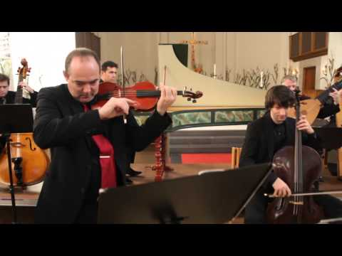 Corelli Concerto grosso op. 6 No IV,  3. Vivace & 4. Allegro - Allegro
