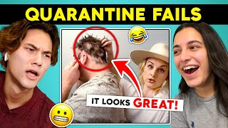 Baixar College Kids React To At Home FAIL Compilations (BAD Haircuts, News BLOOPERS & More)