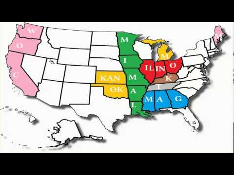 50 States Chef Mimal Overview YouTube