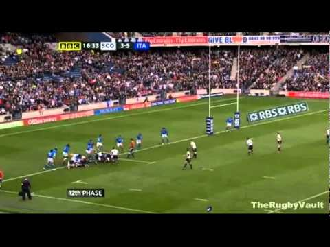 Six Nations 2011 - Scotland v Italy - 19 Mar. 2011