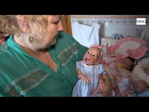 b9b3b2e5c Cómo se elaboran los bebés reborn - YouTube