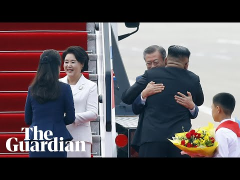 Why are Kim Jong-un and Moon Jae-in's hugs controversial?