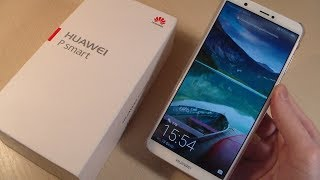 Обзор Huawei P Smart (HD)