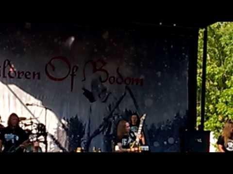 Children of Bodom - Hate Crew Deathroll (Live at the Rock Star Mayhem Festival, Houston TX 08/03/13)