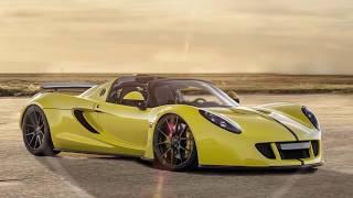 شاهد.. أسرع 5 سيارات في العالم لن تصدق مدى سرعتها