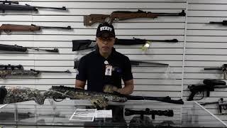 Download Hatsan 125 Air Rifle Black Stock Vortex Piston Air