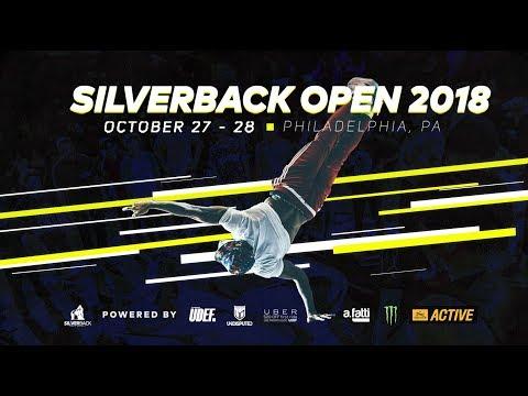 Silverback Open 2018 Day 1