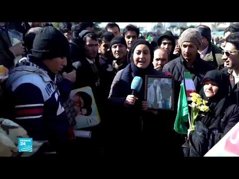 آلاف الإيرانيين يتحدون البرد في طهران للمشاركة في إحياء الذكرى الـ41 للثورة الإسلامية  - 12:01-2020 / 2 / 12