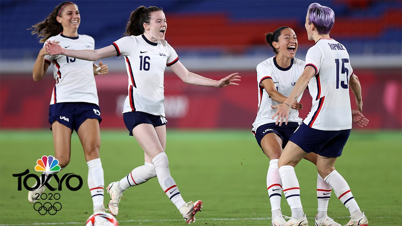 USWNT outlasts Netherlands in penalty shootout for Olympic ...