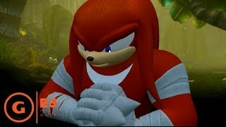 Sonic Boom Knuckles Gameplay - E3 2014
