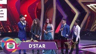 Kesempatan Gali Potensi! Jamila, Reza & Toto Di Grup 9. Aulia, Irwan & Teguh Di Grup 10 – D'STAR