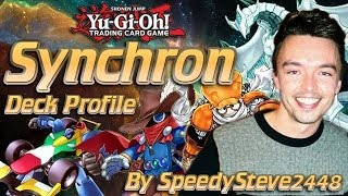 Yugioh Synchron Deck Profile - By (SpeedySteve2448)