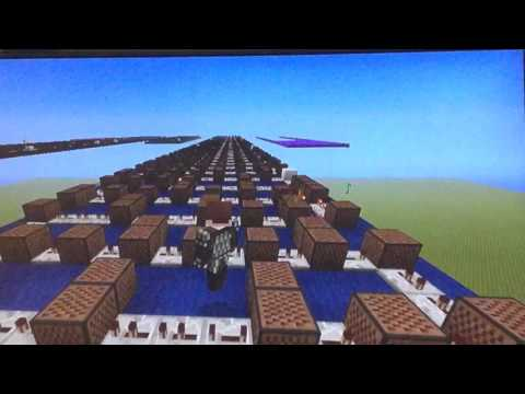 Fnaf 's Song and The Lego Movie-Minecraft