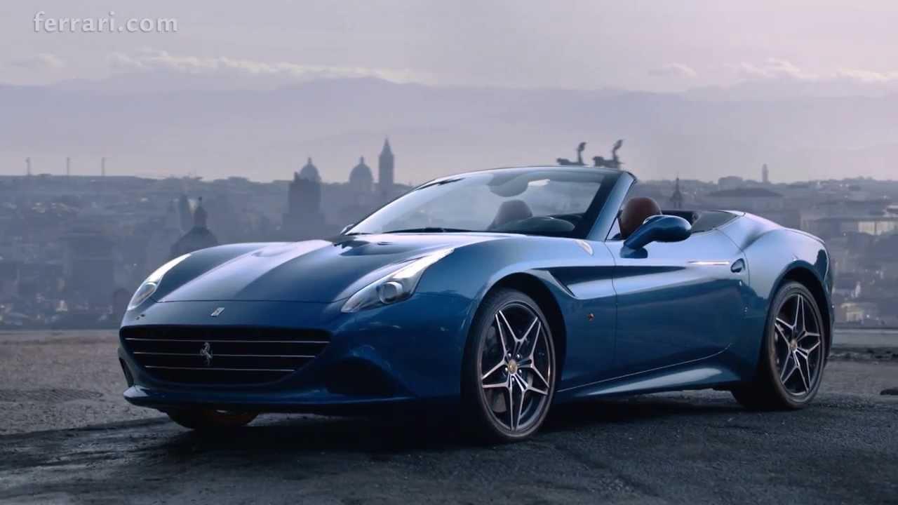 Ferrari California T - video ufficiale - YouTube
