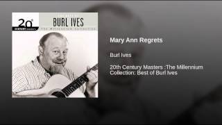 Mary Ann Regrets