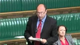 Grahame Morris MP Maiden Speech