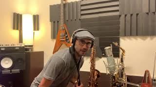 Nick Knocks Rust Off His Sax