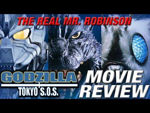 GODZILLA: TOKYO S.O.S. (ゴジラ X モスラ X メカゴジラ 東京 S.O.S.) (2003) Retro Movie Review