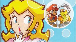 CGRundertow SUPER PRINCESS PEACH for Nintendo DS Video Game Review