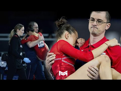 Gymnasts Injured Mid-Competition/Mid-Routine (Part 1)