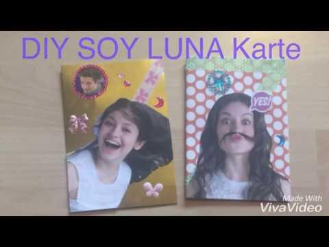 Soy Luna Karten