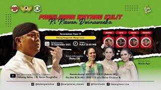 #LiveStreaming  Wayang Climen #WargoLaras Ki Kiswan Dwinawaeka - BIMA BUMBU