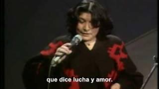 A Victor Jara, canción de Mercedes Sosa.