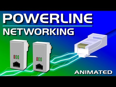 Powerline Ethernet Networking Explained