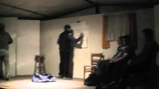 Theaterstück Weihnachtsfeier 2013