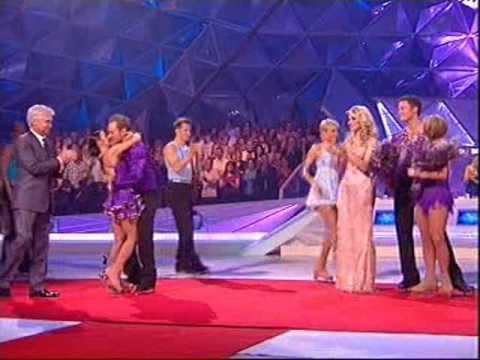 Hayley Tammadon Wins Dancing on Ice Final Series 5 2010