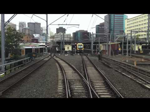 Eveleigh To North Sydney - REALTIME