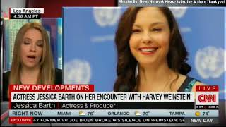 Actress Jessica Barth on Her Encounter with Harvey Weinstein. #Weinstein #Hollywood @_jess
