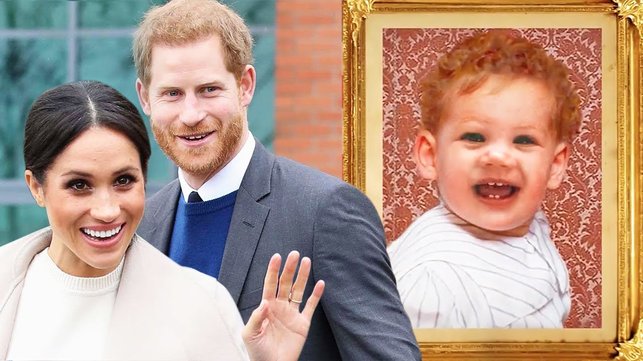 See How Meghan Markle And Prince Harrys Baby Might Look