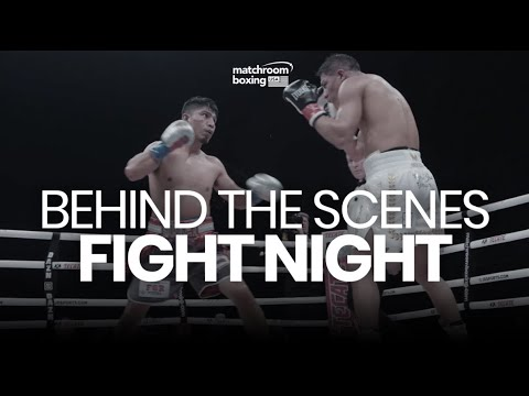 Fight Week | Garcia Vs Vargas, Yafai Vs Chocolatito, Martinez Vs Harris, Parker (Behind The Scenes)