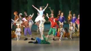 Ballet - Snow White and the Seven Dwarfs - Белоснежка и семь гномов