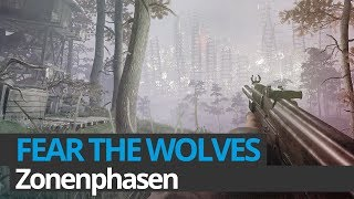 Die Zonen bei Fear the Wolves | Tipps & Tricks